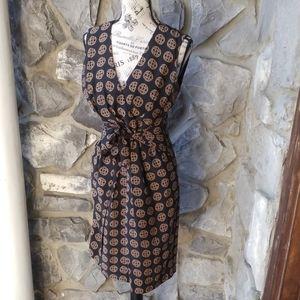 Talbots Front Tie Dress